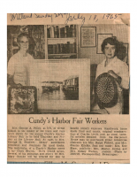 Cundy's Harbor Fair Workers