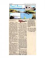 Cundys Harbor Iconic Midcoast Fishing Village