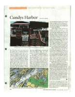 Cundys Harbor
