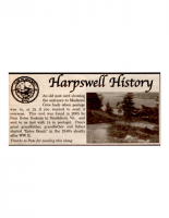 Harpswell History