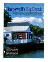 Harpswells Big Break