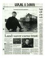 Land Saver Earns Trust
