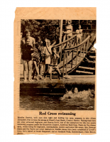 Red Cross Swimming