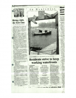 Residents Strive To Keep Working Waterfronts