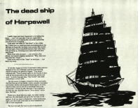 The Dead Ship of Harpswell