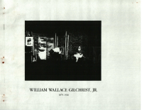 William Wallace Gilchrist, Jr. 1879-1906